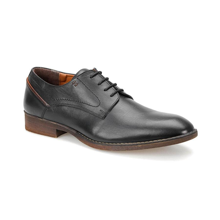 Garamond 3881 Siyah Erkek Klasik Ayakkabı