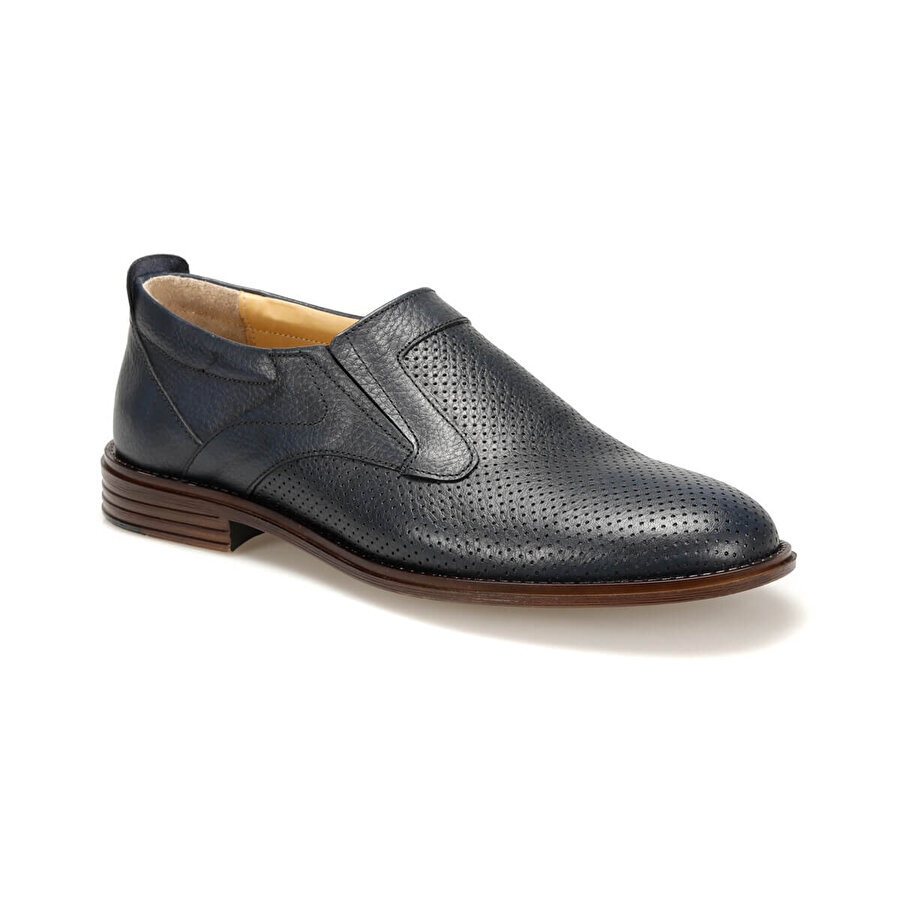 Garamond 2400-1 Lacivert Erkek Ayakkabı