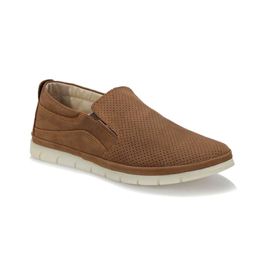 Oxide 1 Taba Erkek Loafer Ayakkabı