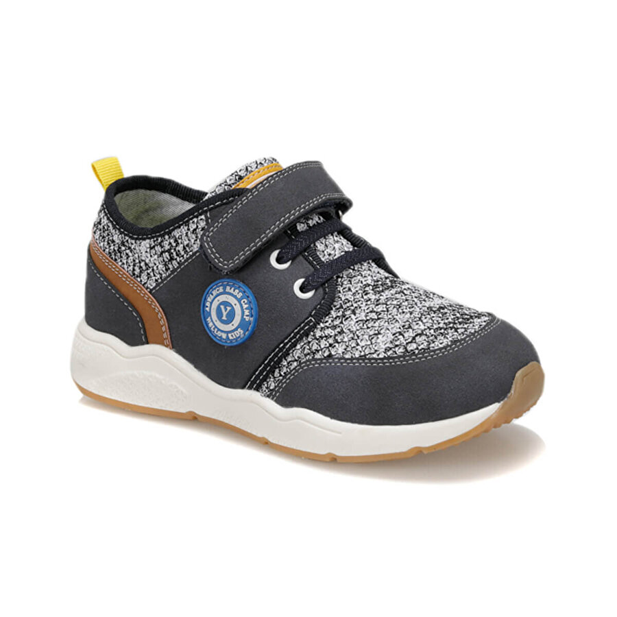 Yellow Kids 6626-012 Lacivert Erkek Çocuk Spor Ayakkabı