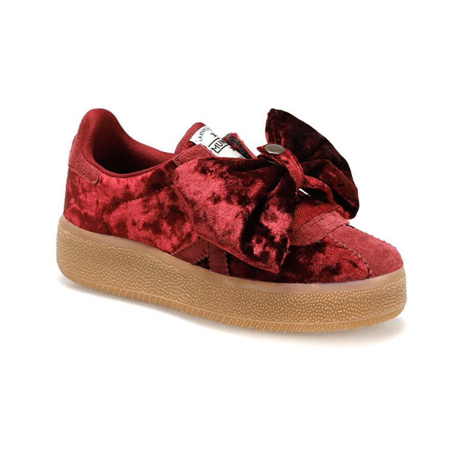 Munich 82950007 BARRU SKY Bordo Kadın Ayakkabı