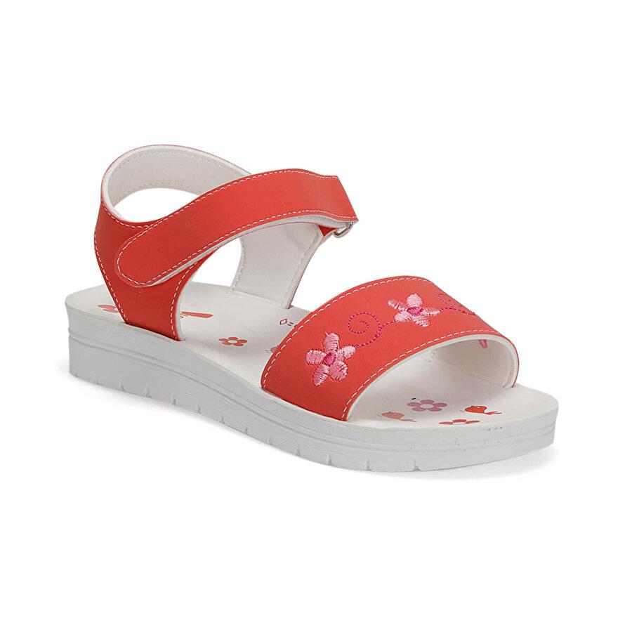 Seventeen SVS240 N Nar Çiçeği Kız Çocuk Sandalet