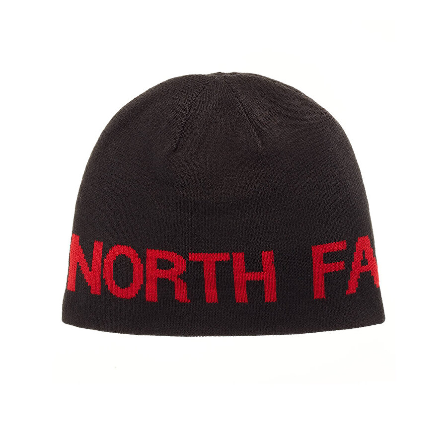 The North Face REVERSIBLE TNF Siyah Unisex Bere