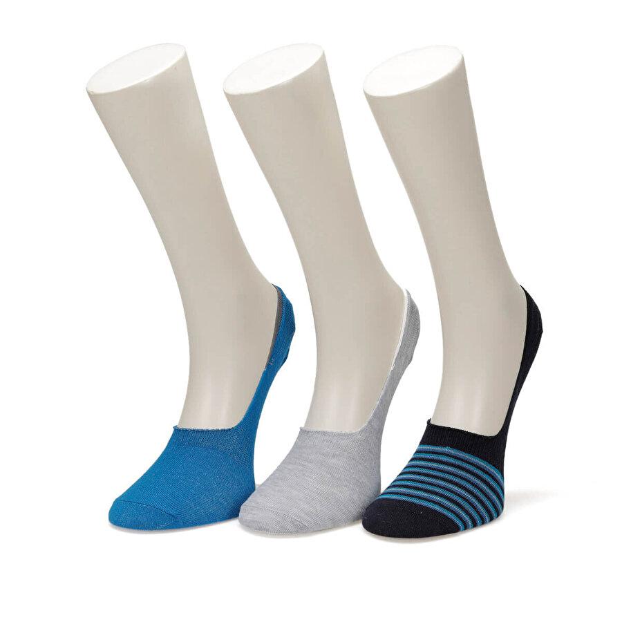 Garamond SEA 3 LU SUBA-M Mavi Erkek Çorap