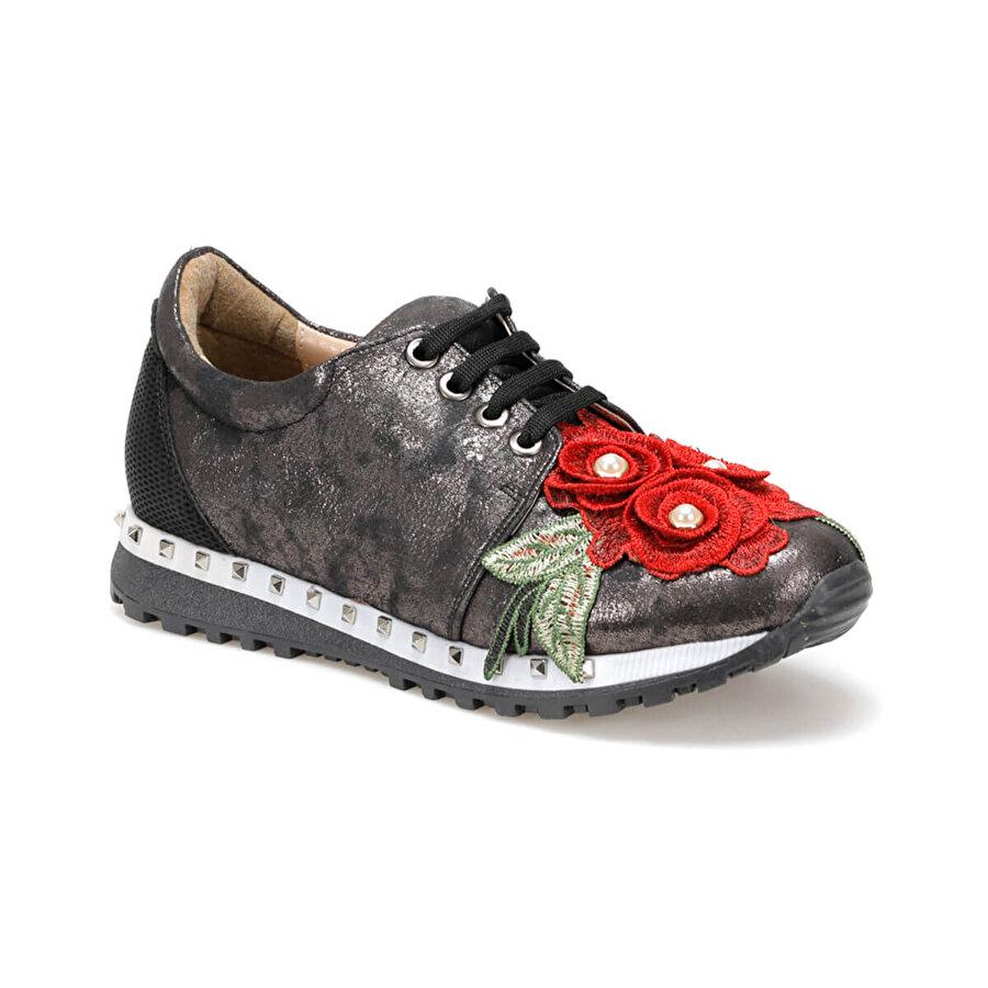 Kuum KZ3118012-24 Gümüş Kadın Sandalet