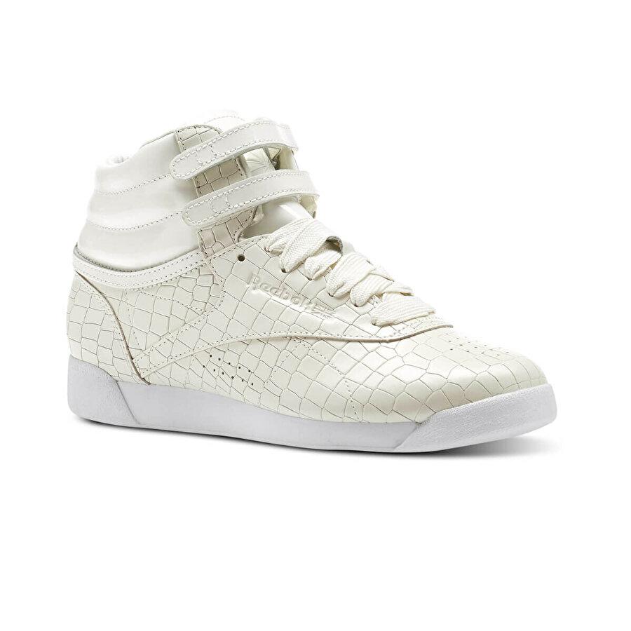 Reebok F/S HI CRACKLE Beyaz Kadın Sneaker Ayakkabı