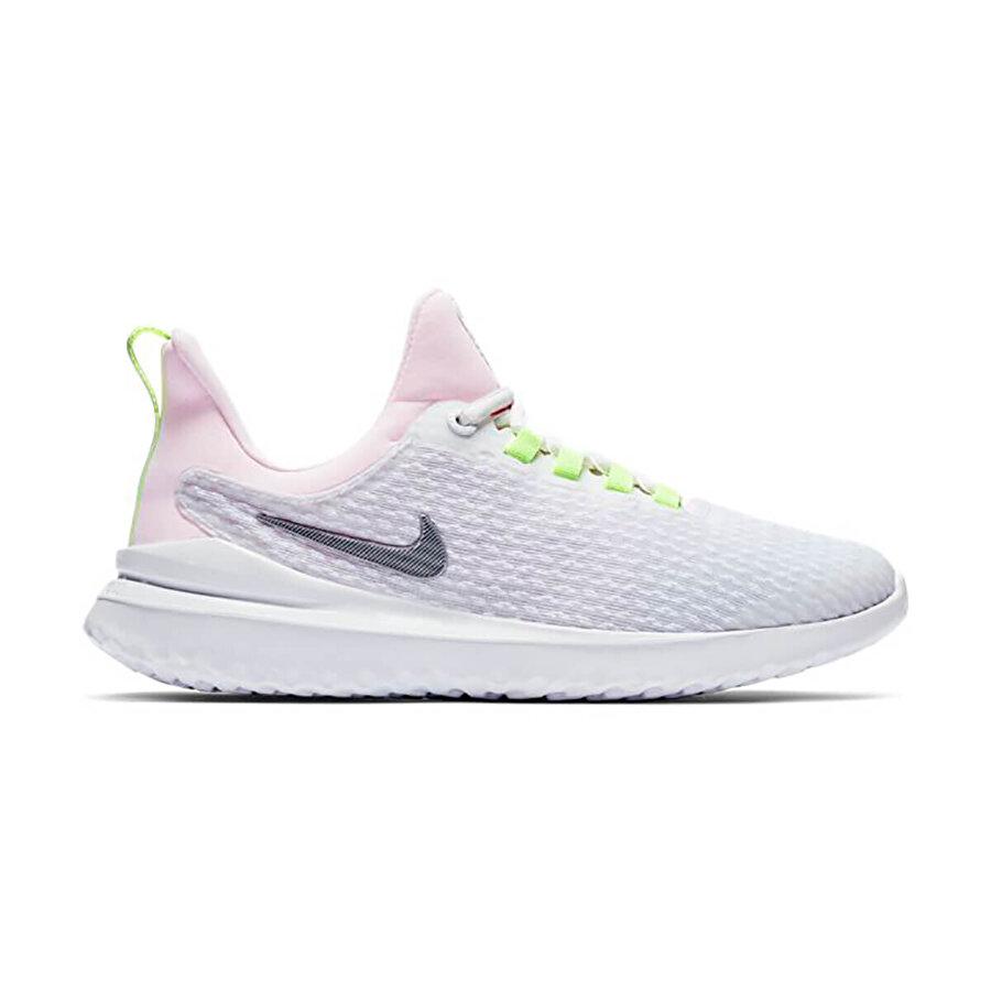 Nike RENEW RIVAL (GS) Gri Kız Çocuk Koşu Ayakkabısı
