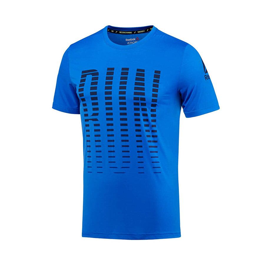 Reebok CF2246 Saks Erkek T-Shirt