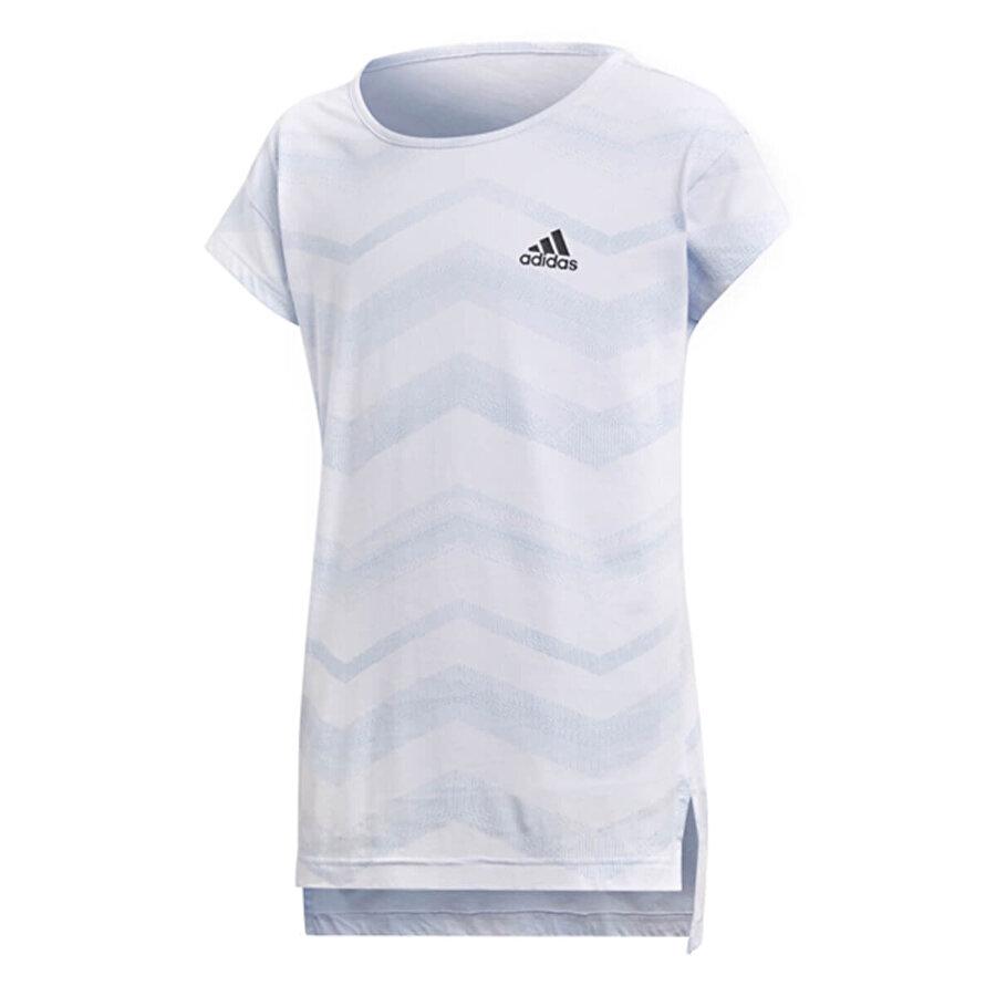adidas ID AOP TEE Beyaz Kadın Kısa Kol T-Shirt