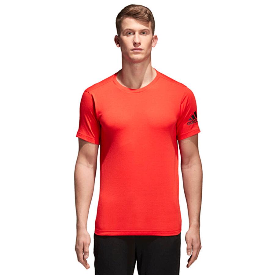 Adidas FREELIFT PRIME Turuncu Erkek T-Shirt