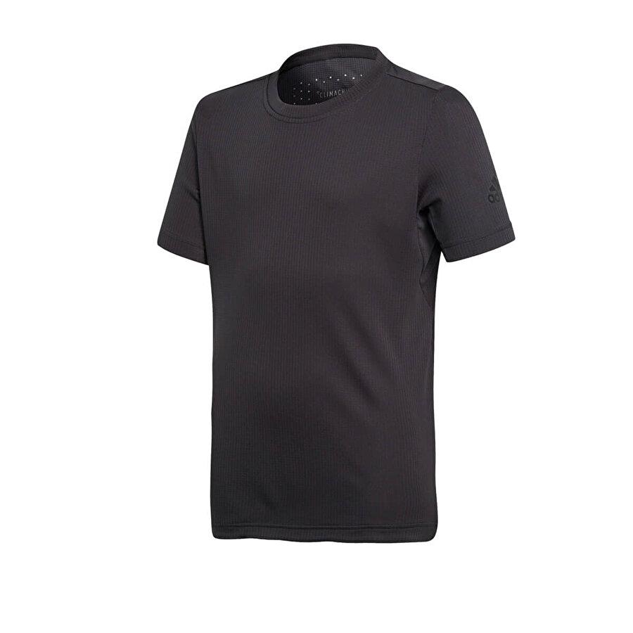 adidas YB CHILL TEE Siyah Erkek Çocuk Kısa Kol T-Shirt