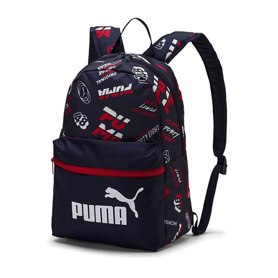 Puma PHASE SMALL BACKPACK Lacivert Unisex Sırt Çantası