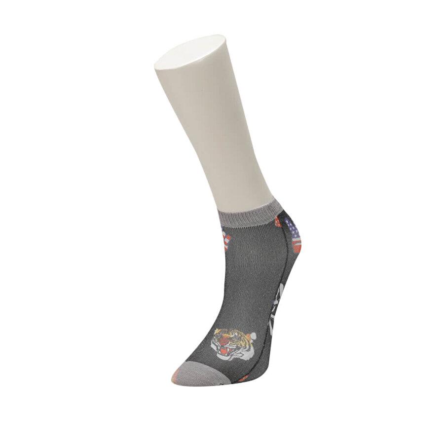 Fiyaka FYK 64 98Z Çok Renkli Kadın Çorap