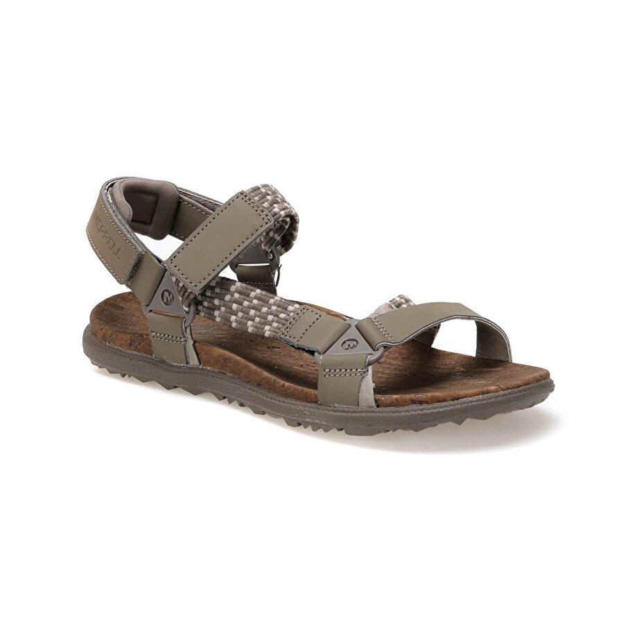 Merrell AROUND TOWN SUNVUE WOVEN Vizon Kadın Sandalet