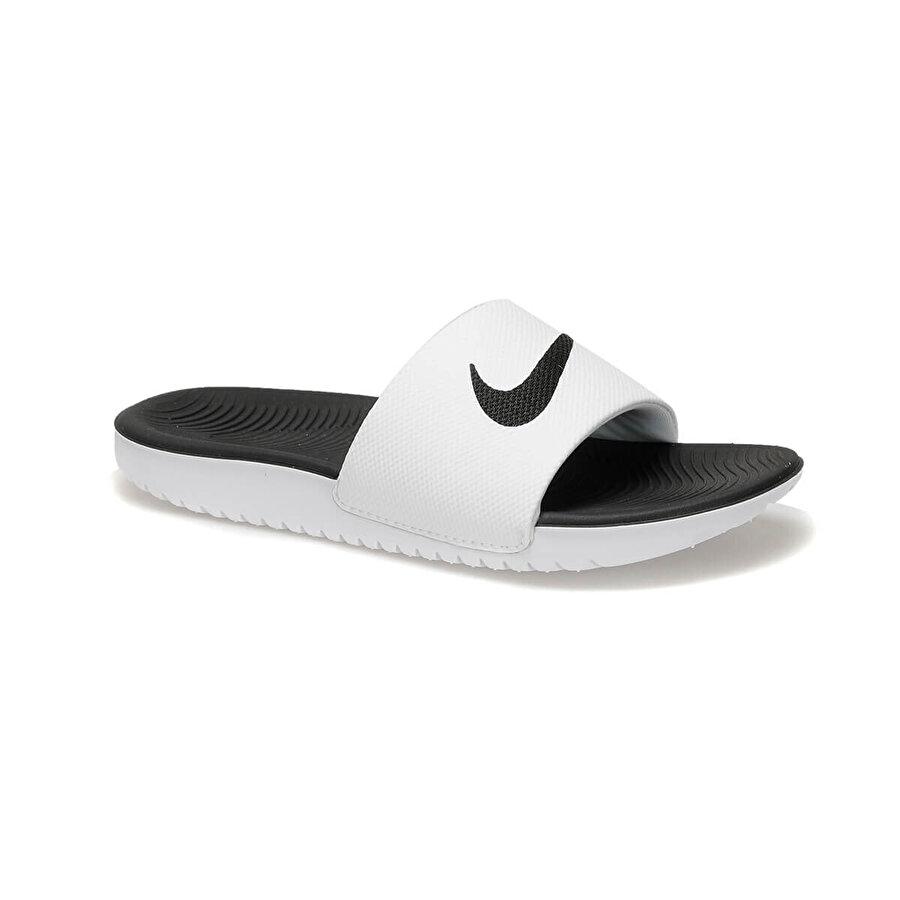 Nike KAWA SLIDE (GS/PS) Beyaz Erkek Çocuk Terlik