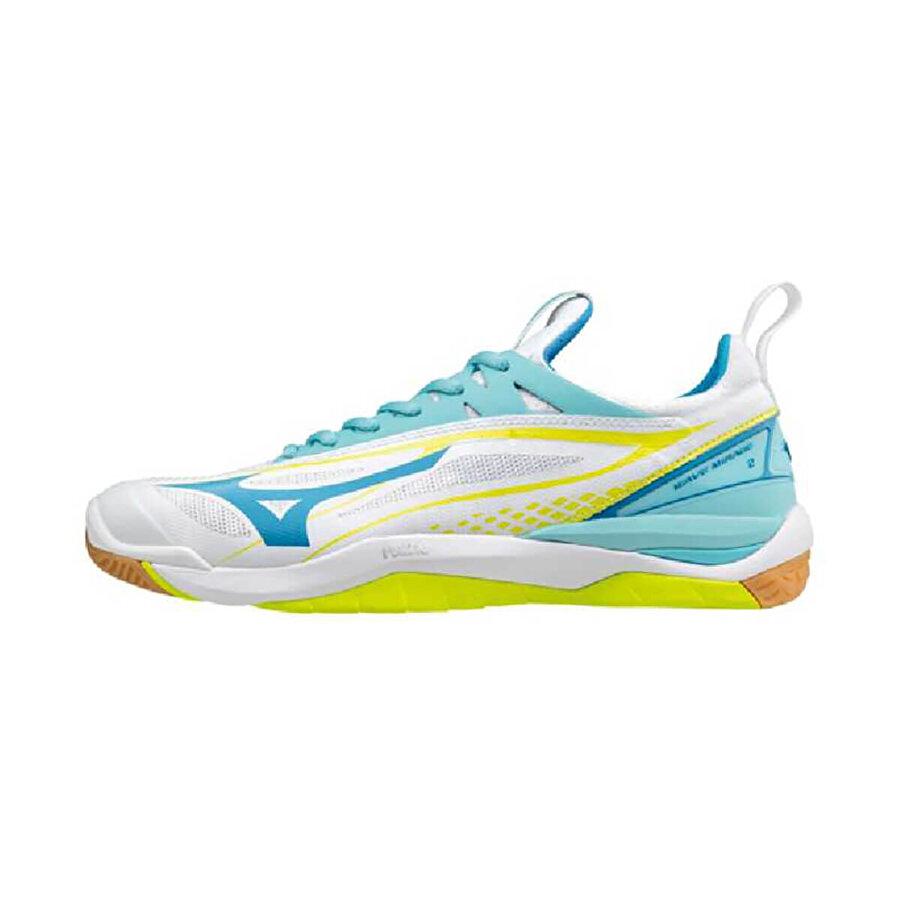 Mizuno X1GB17502201Z Beyaz Kadın Sneaker Ayakkabı
