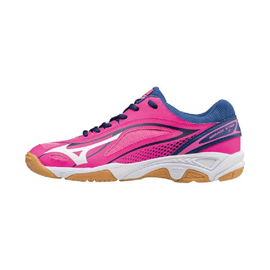 Mizuno X1GC17050140Z Pembe Kadın Koşu Ayakkabısı