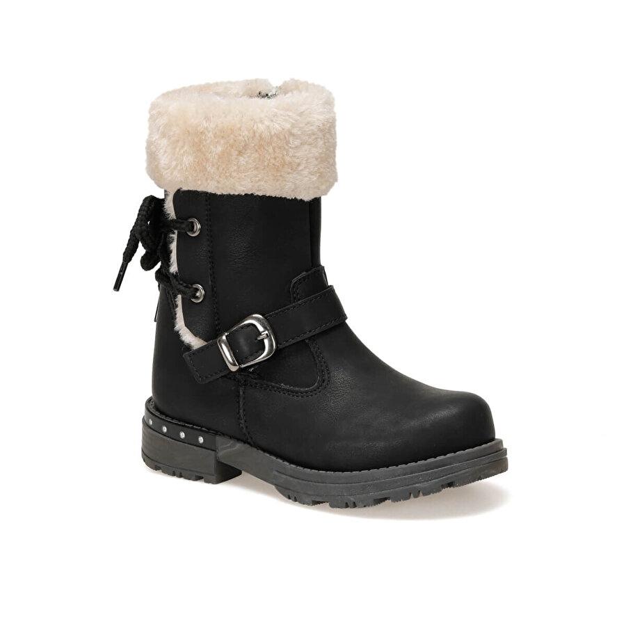 Seventeen LAILA Siyah Kız Çocuk Basic Casual Ayakkabı