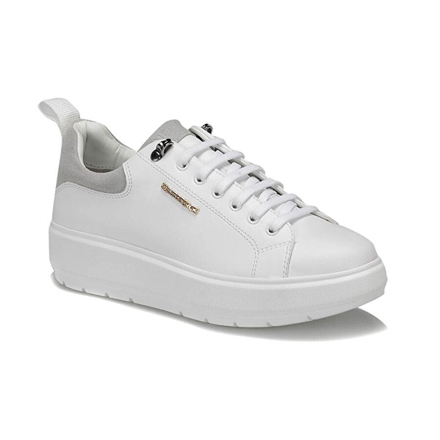Lumberjack FIONA 9PR Beyaz Kadın Sneaker Ayakkabı