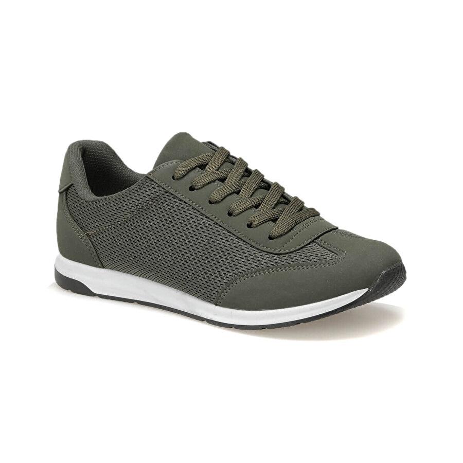 Art Bella CW19083 Haki Kadın Sneaker Ayakkabı