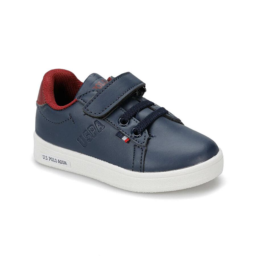 U.S. Polo Assn. FRANCO Lacivert Erkek Çocuk Sneaker Ayakkabı