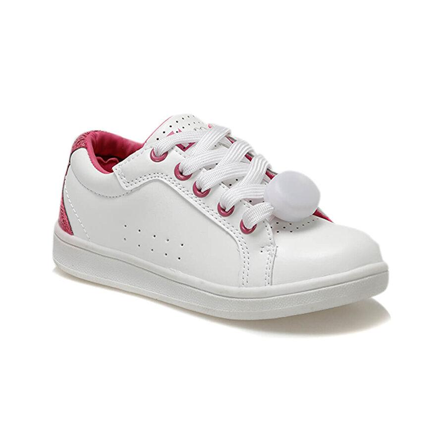 I Cool H60707-YD28 Beyaz Kız Çocuk Sneaker