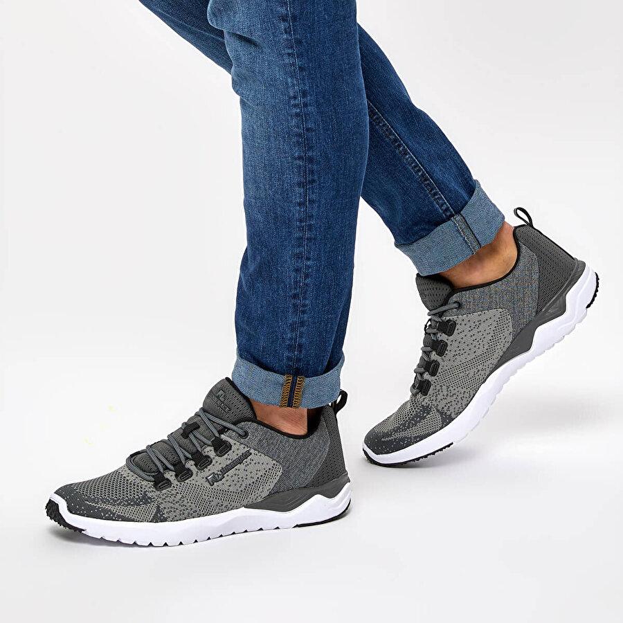Lumberjack MAXIMUS Gri Erkek Sneaker Ayakkabı