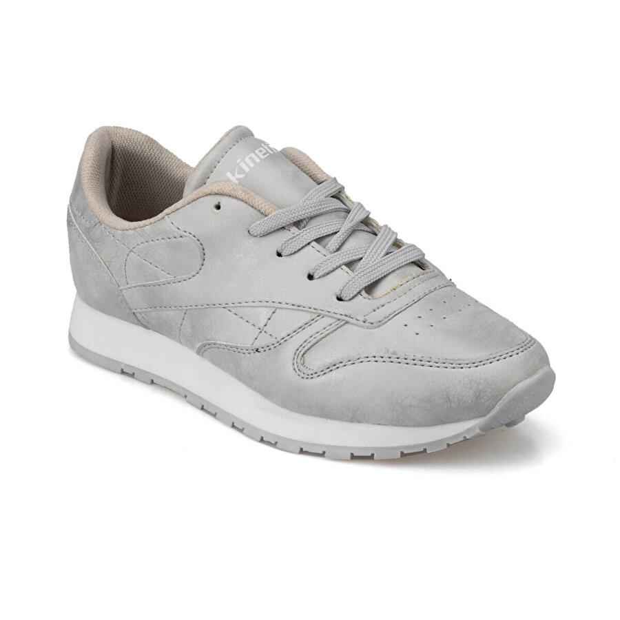 Kinetix PINTO 9PR Gri Kadın Sneaker Ayakkabı