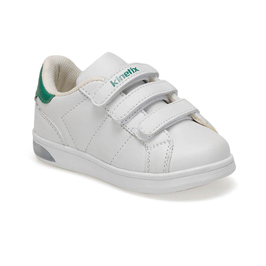 Kinetix PLAIN J 9PR Beyaz Erkek Çocuk Sneaker Ayakkabı