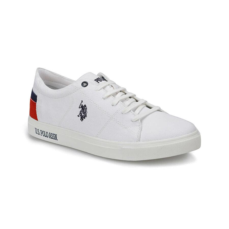 U.S Polo Assn. SCOTT Beyaz Erkek Sneaker