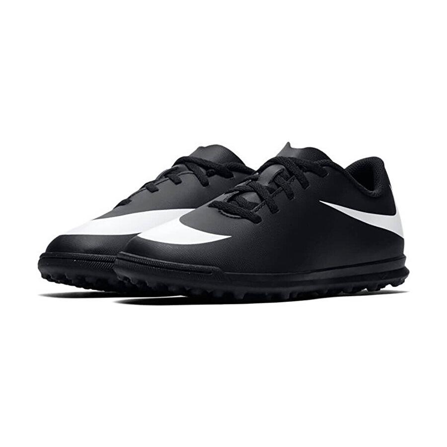 Nike BRAVATA Siyah Erkek Çocuk Halı Saha Ayakkabısı