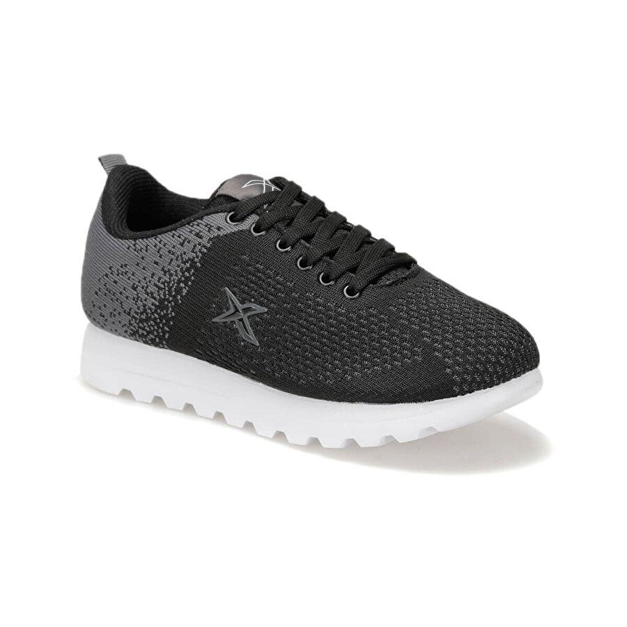 Kinetix GIAN KNIT W Siyah Kadın Sneaker Ayakkabı