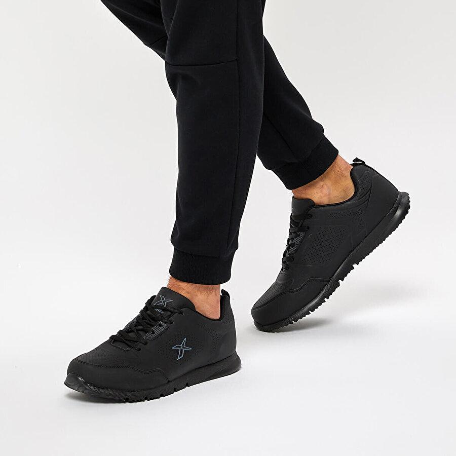 Kinetix LORA M Siyah Erkek Sneaker Ayakkabı