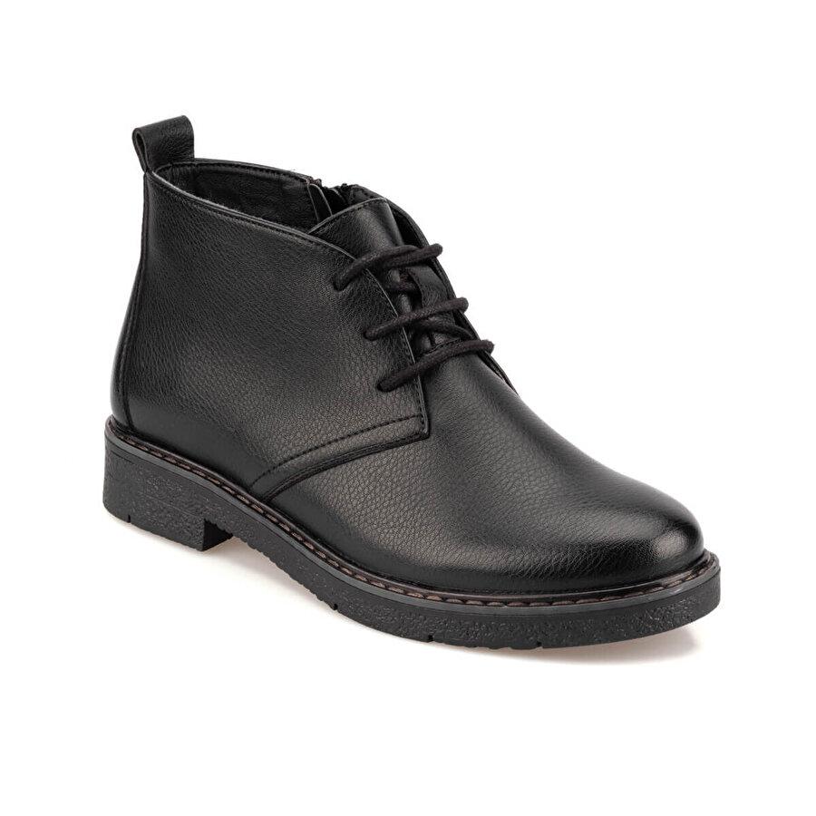 Polaris 92.151156.Z Siyah Kadın Sandalet