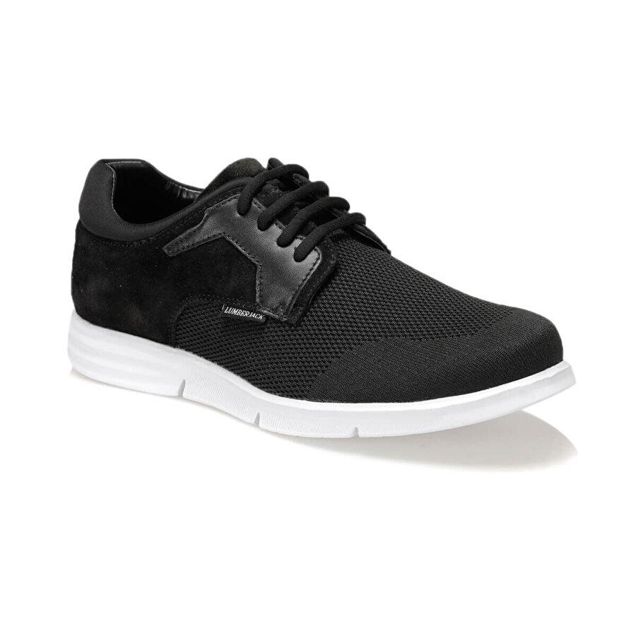 Lumberjack MOINES Siyah Erkek Sneaker