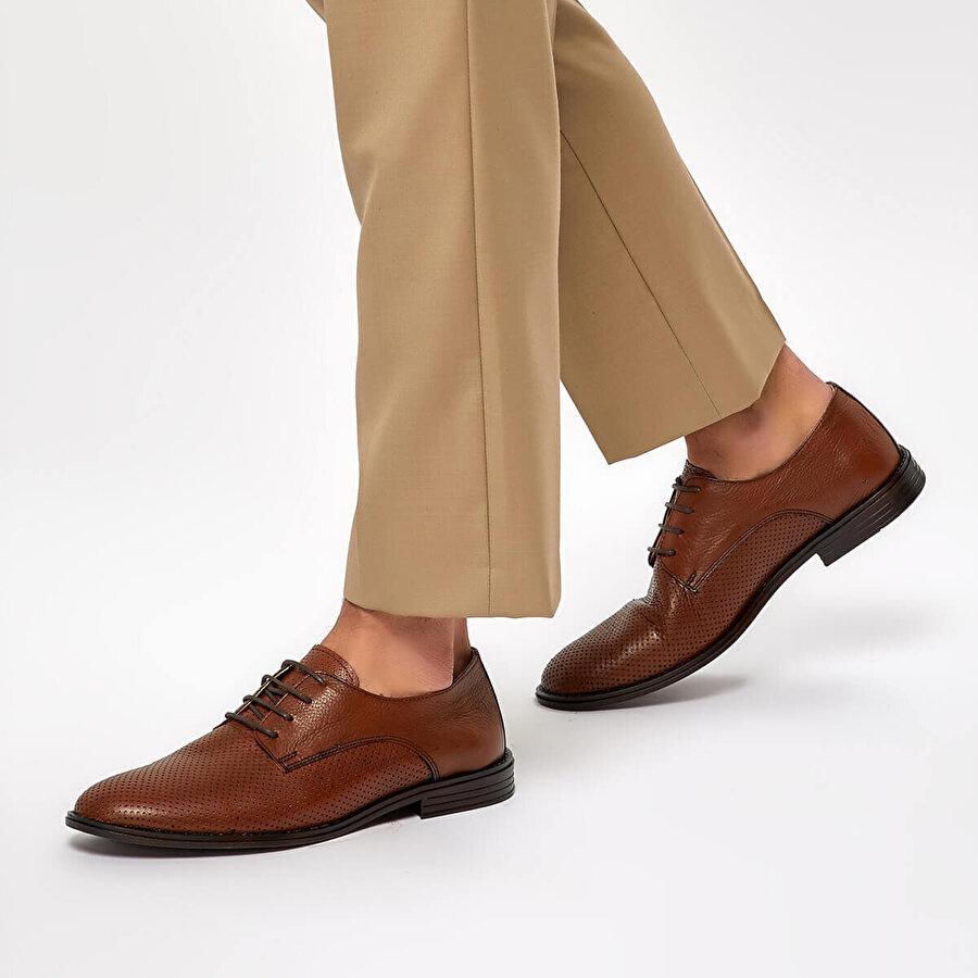 Garamond 1300 Taba Erkek Ayakkabı