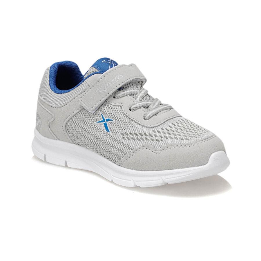 Kinetix ZUZEN Gri Erkek Çocuk Yürüyüş Ayakkabısı