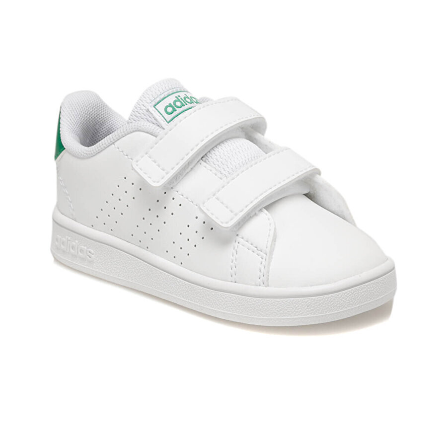 adidas ADVANTAGE Beyaz Erkek Çocuk Sneaker Ayakkabı