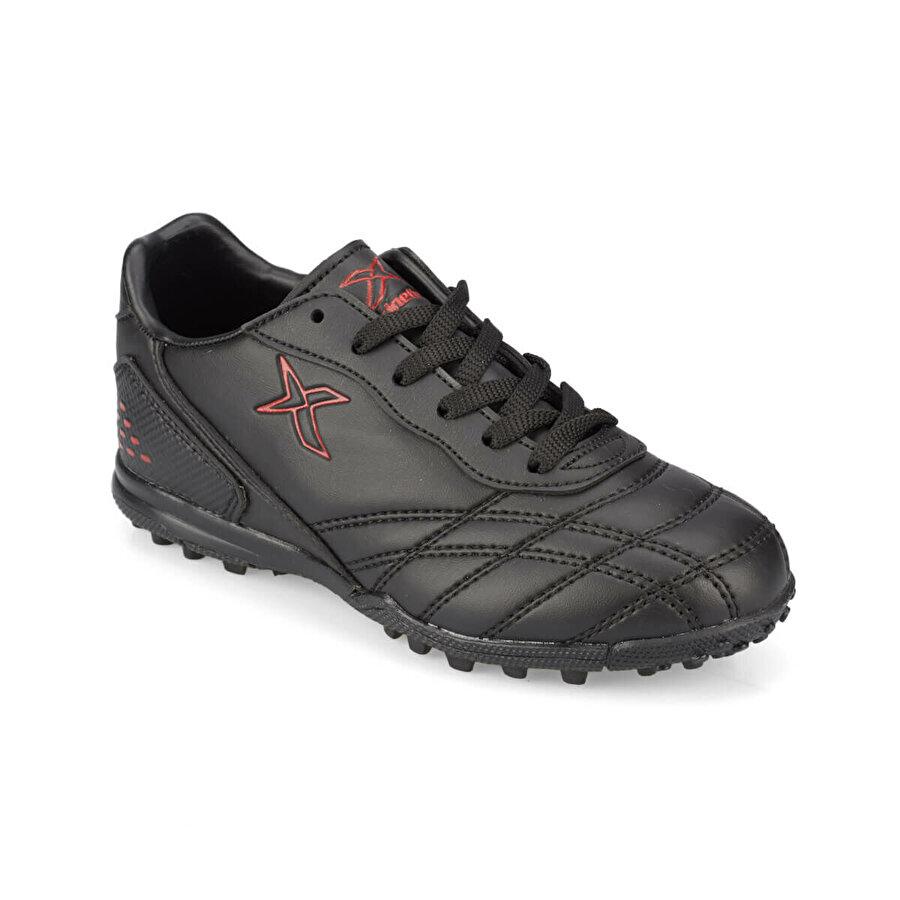 Kinetix FORLAN TURF Siyah Erkek Çocuk Halı Saha Ayakkabısı