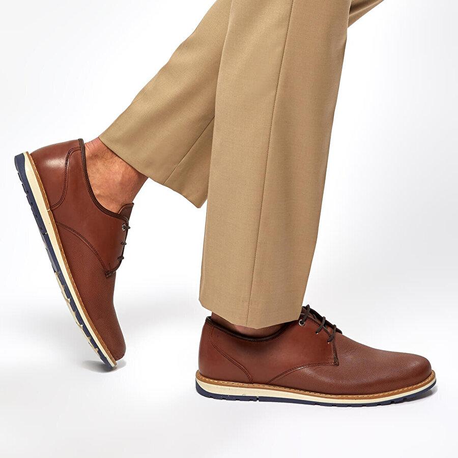 Oxide MKM-290 Taba Erkek Casual Ayakkabı