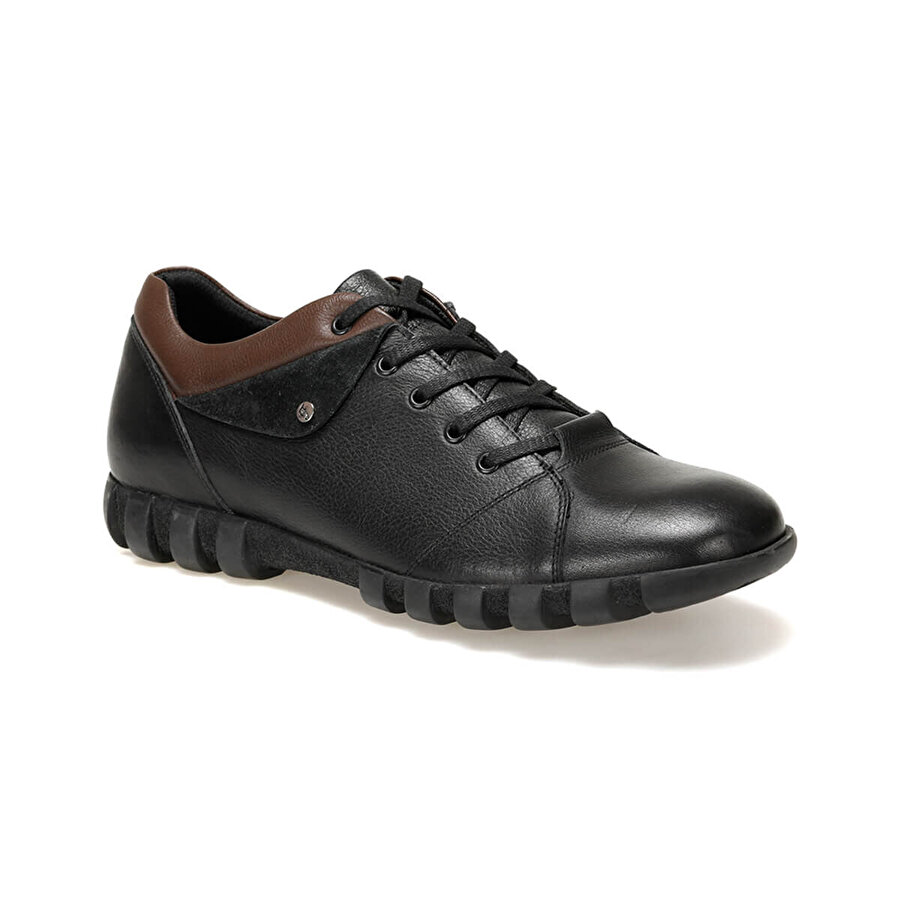 Oxide 704 C 19 Siyah Erkek Casual Ayakkabı