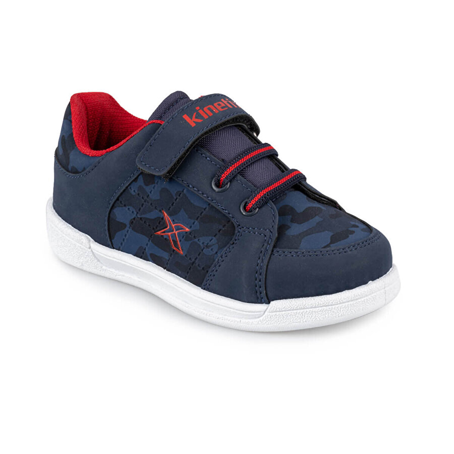 Kinetix LENKO C 9PR Lacivert Erkek Çocuk Sneaker Ayakkabı