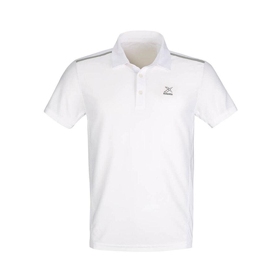 Kinetix ARMY POLO T-SHIRT Beyaz Erkek Kısa Kol T-Shirt