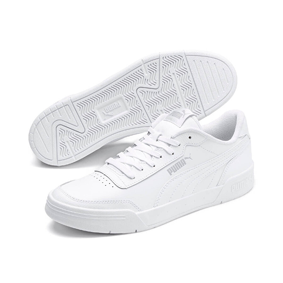 Puma CARACAL Beyaz Unisex Sneaker Ayakkabı