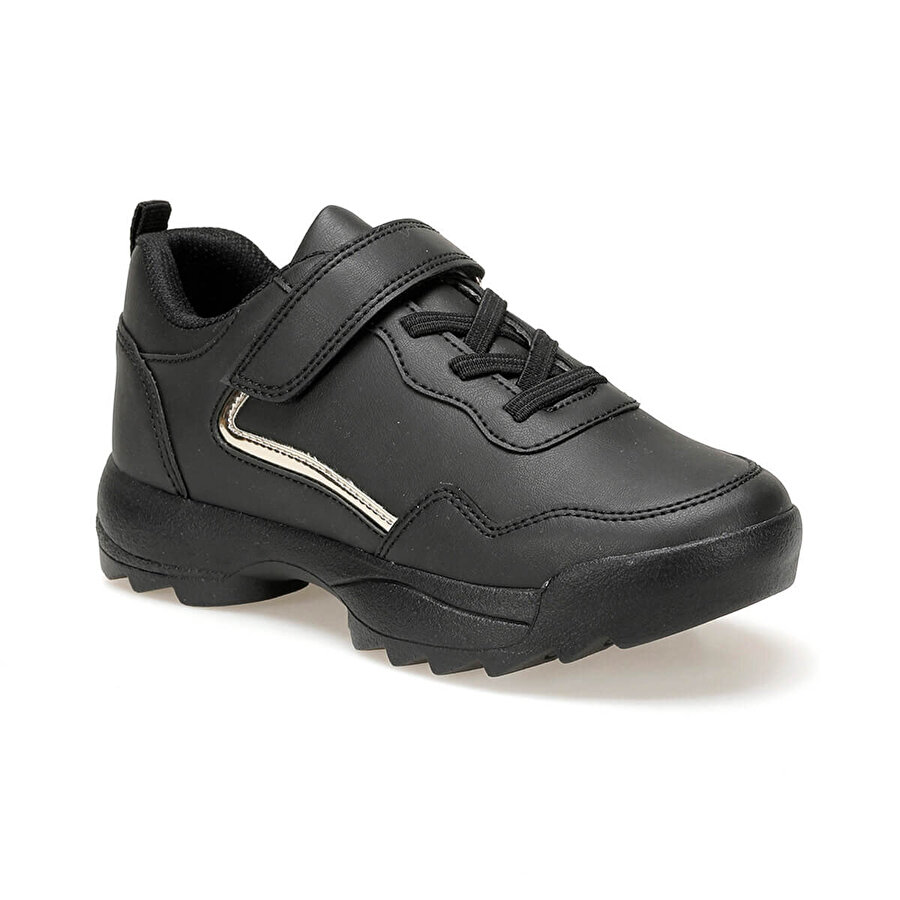 Torex FLORA  JR Siyah Kız Çocuk Sneaker Ayakkabı