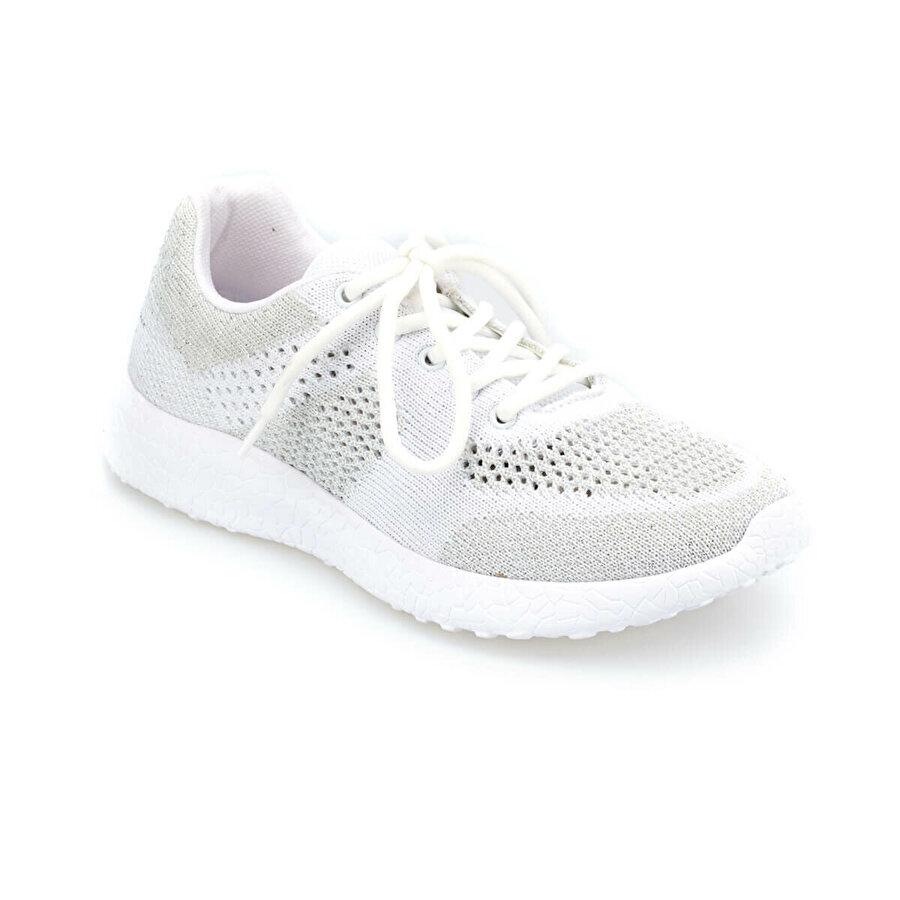 Kinetix MISSY W Beyaz Kadın Koşu Ayakkabısı