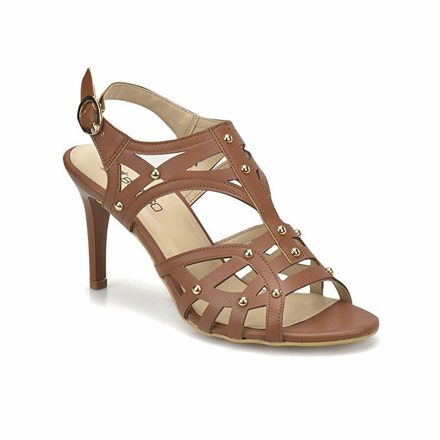 Butigo 18S-243 Taba Kadın Ayakkabı