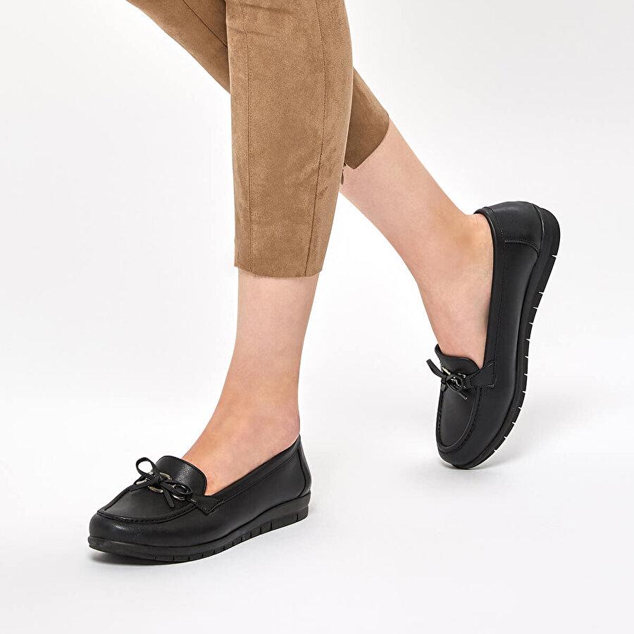 Polaris 92.156915.Z Siyah Kadın Basic Comfort