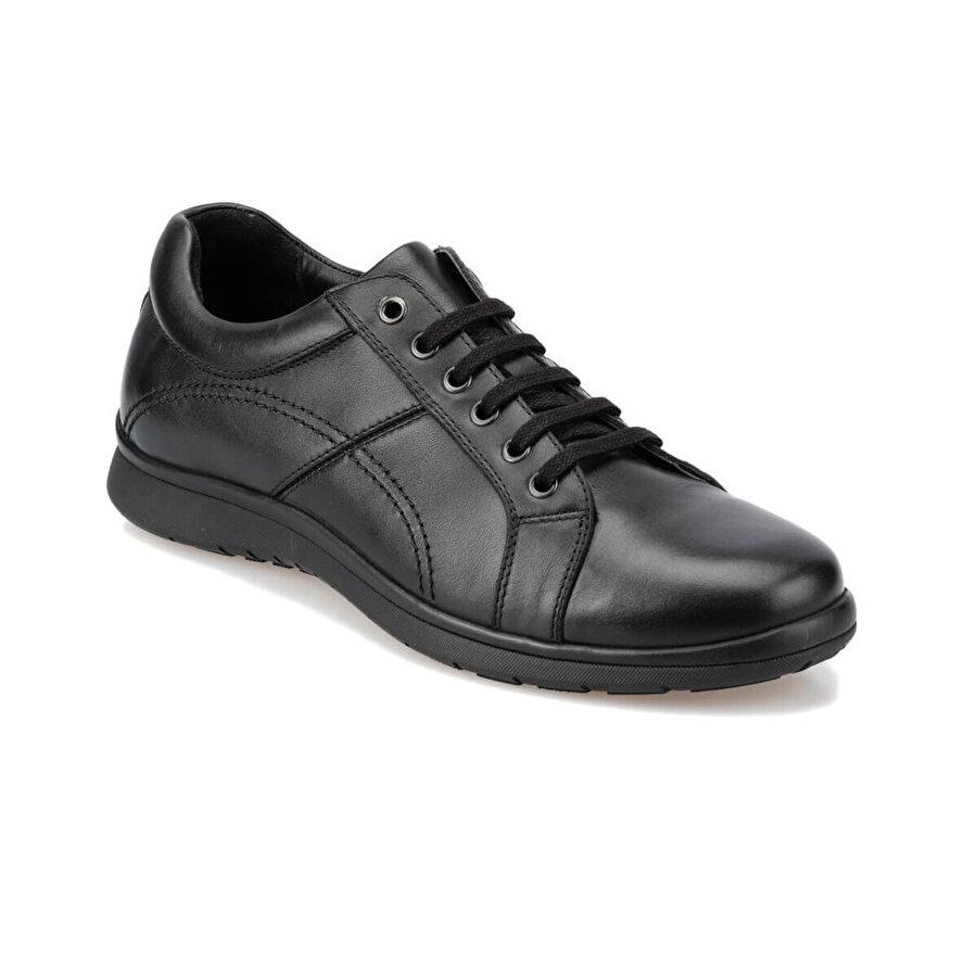 Polaris 5 Nokta 92.100490.M Siyah Erkek Ayakkabı