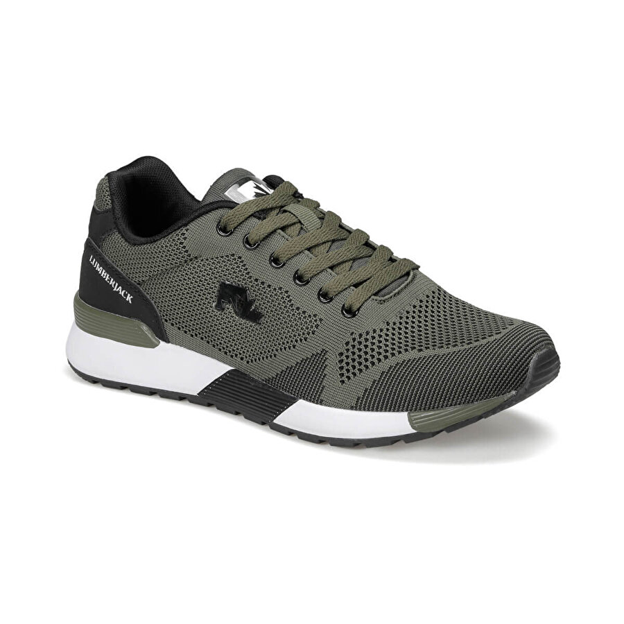 Lumberjack VENDOR 9PR Haki Erkek Sneaker Ayakkabı